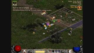 Diablo 2 How To Rape A FAG Ladder Duels (PVP)