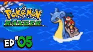 Pokemon Ranger Part 5 A NEW RECORD! Gameplay Walkthrough