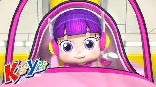 детские песни | Привет-привет + Еще! | KiiYii | мультфильмы для детей