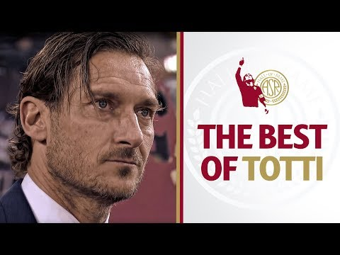 THE BEST OF TOTTI: Hall of Fame Mp3