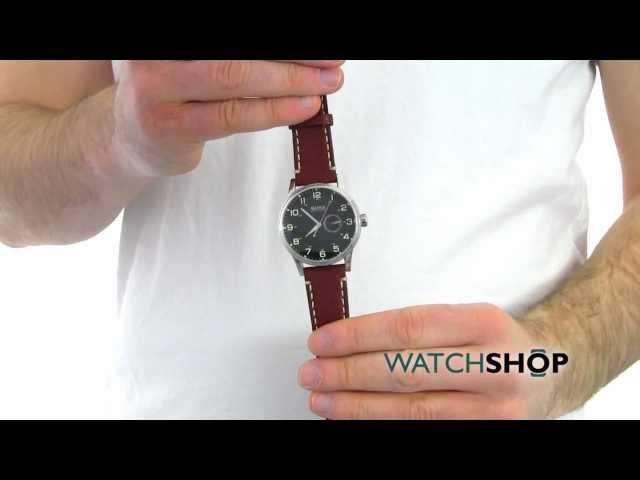 Hugo Boss 1512723 - Pánske hodinky  be440bb0730
