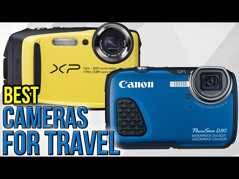 10 Best Cameras For Travel 2017