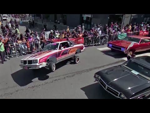 Carnaval SF 2018: Low Riders Lead Parade