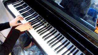 Anise K - Walking On Air (Ft Snoop Dogg & Bella Blue) piano cover by Danny