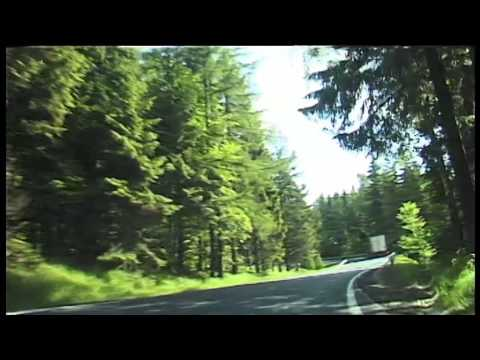 Mental Radio on Mountain Roads