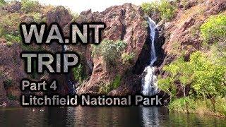 WA.NT Trip Part 4 | Litchfield National Park | NT