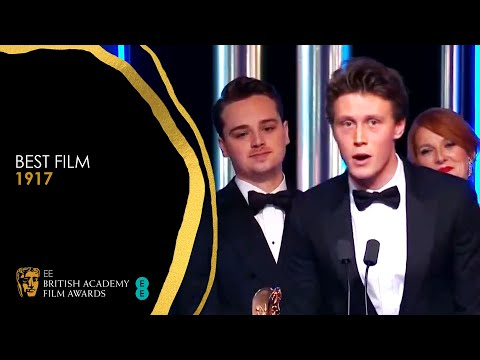1917 Wins Best Film | EE BAFTA Film Awards 2020