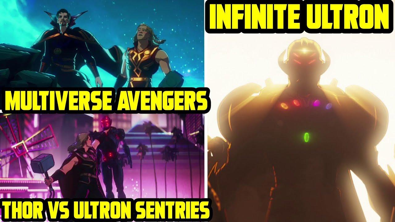 Guardians of Multiverse's Main Villain Theory Explained | Captain B2