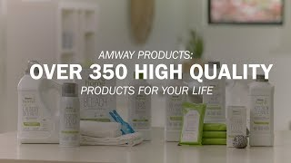 What Products Does Amway Sell? Over 350 High Quality Amway Products for Your Life | Amway