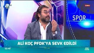 Emre Bol, ''Fatih Terim'e Yine Ceza Verilmesi Lazım!'' / A Spor / Spor Ajansı / 20.09.2019