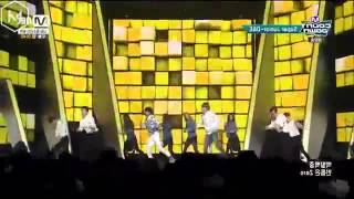150319 SuperJunior D&E   can you feel it?  dance mirror