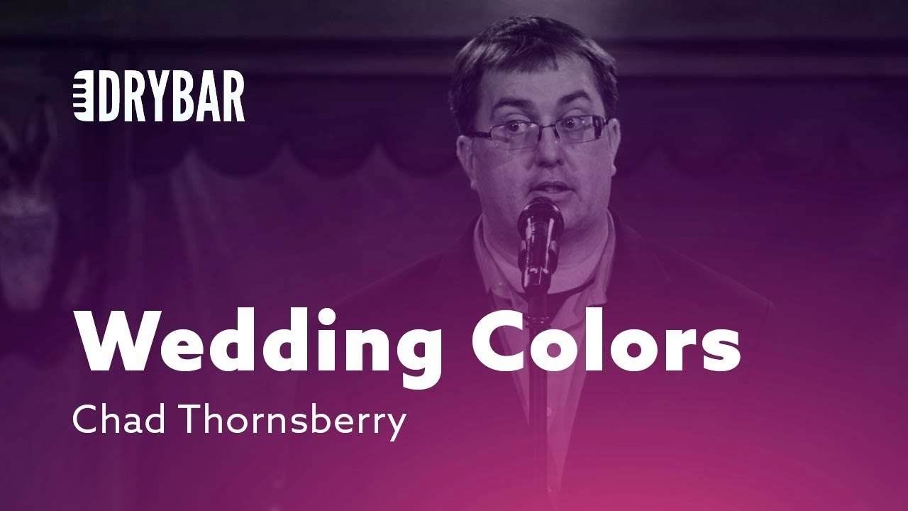 DryBar Trying To Choose Wedding Colors. Chad Thornsberry