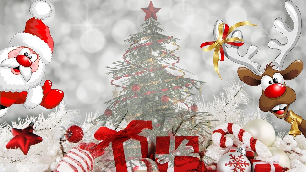 Best Christmas Songs Collection - We Wish You a Merry Christmas ...