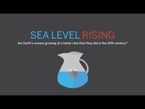 Sea Level Rising