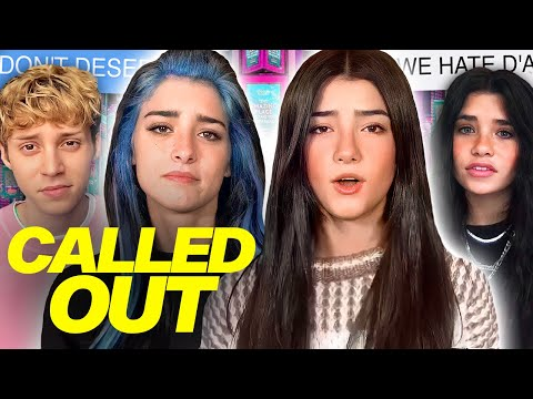 Charli & Dixie CALLED OUT For Doing THIS?!, Josh Richards CHEATED ON Nessa?!, JeyJey IS BACK!