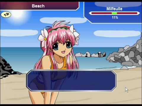 dating sim games massasje vika