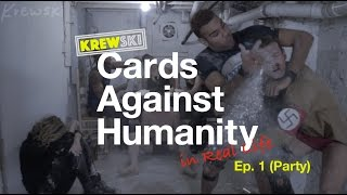 Cards Against Humanity in Real Life (Party)