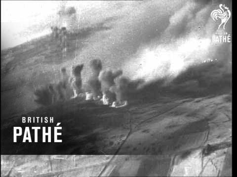 Bombing Of Bologna (1943)