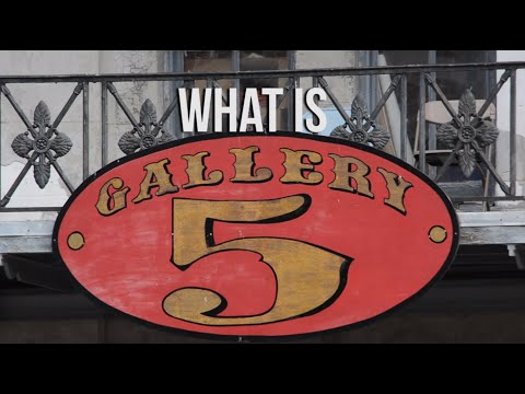 What Is: Gallery