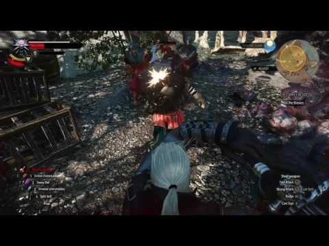 Witcher 3 - Part 30 - Lending Aid to the Peasants