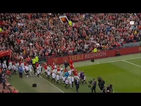 Manchester United Legends Vs Bayern Munich Legends 5-0  Full Match  David Beckham