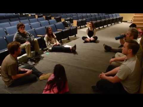 Augusta Prep Alumnae and L.A. Actress Fayelyn Bilodeau Meets with Prep Theater Students