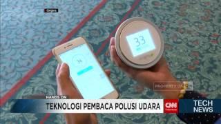 Teknologi Untuk Mengukur Kualitas Udara