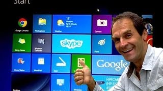 Windows 8.1 Metro Start Menu TIPS