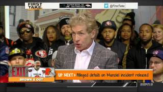 Defensive Battle: Final Prediction On Panthers vs. Broncos!  -  ESPN First Take
