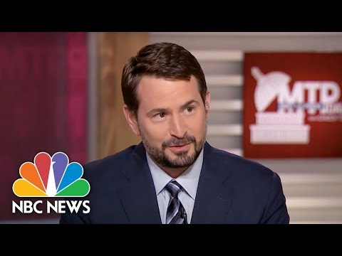 'Detroit' Screenwriter: Trump's Police Speech Dangerous, Officers 'Can Make Mistakes' | NBC News