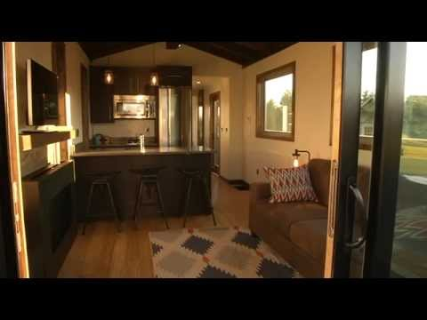 Tiny house movement makes its way to northern michigan for Tiny house holland michigan
