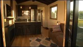 Tiny House Movement Makes Its Way To Northern Michigan