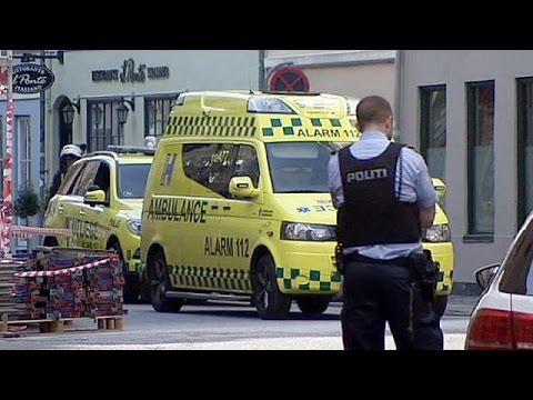 Fatal shooting in Copenhagen courtroom