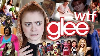 GLEE'S MOST WTF MOMENTS... there's a lot of them.