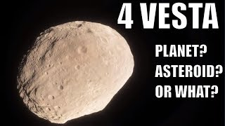 Mysterious Vesta - The Only Protoplanet Left?