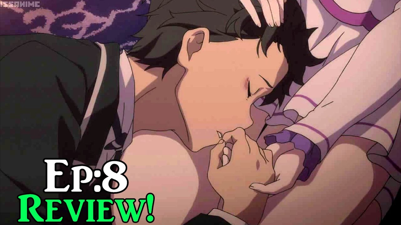 """Download Re:Zero: Episode 8 Review- """"Lap Pillows FTW!"""" (I've Cried, Bawled, and Stopped Crying)"""