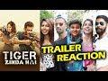 Tiger Zinda Hai Trailer - PUBLIC REACTION - Salman Khan, Katrina Kaif