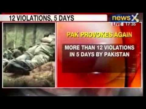 LoC Fire: After 14 years, Pak troops violate ceasefire in Kargil area