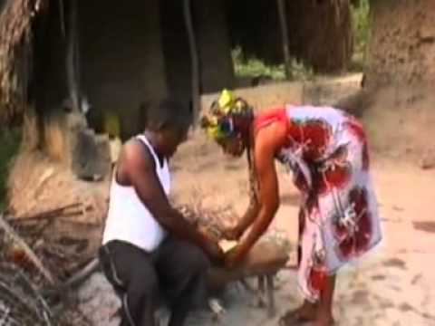 TEARS of TRADITION - Sierra Leone Movie Part 1 1/2