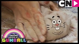 Gumball | Watterson\'s Weird Dreams! | The Night | Cartoon Network