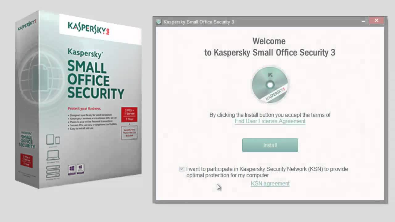 kaspersky small office security for windows server 2008 r2