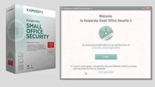 How to install Kaspersky Small Office Security 3