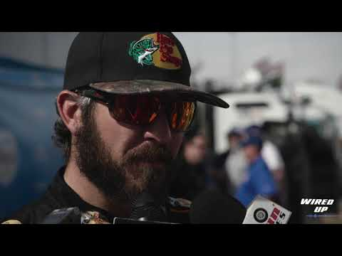Exclusive access with Martin Truex Jr. at ISM Raceway | Wired Up