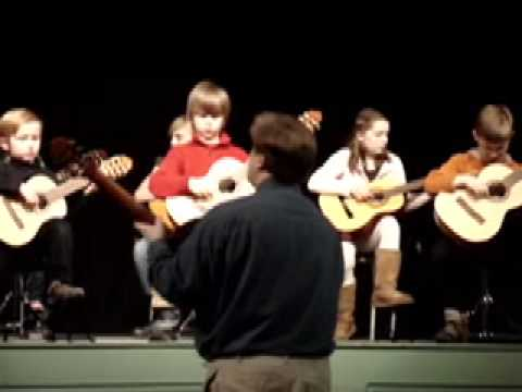 Suzuki Guitar Lessons Exeter & Dover NH