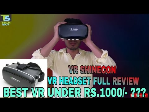 VR shinecon unboxing & full review |...