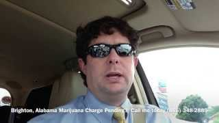 Brighton, Alabama Marijuana Drug Crime Attorney - Drug Charge Marijuana Lawyer Brighton, AL