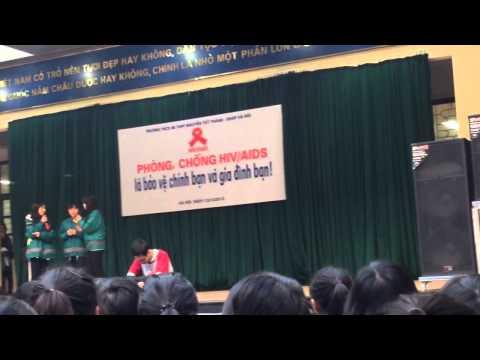 Kịch : chủ đề phòng chống lây nhiễm HIV- m4u