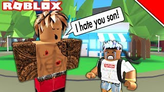 ROBLOX ADOPT ME - WORST DAD EVER!