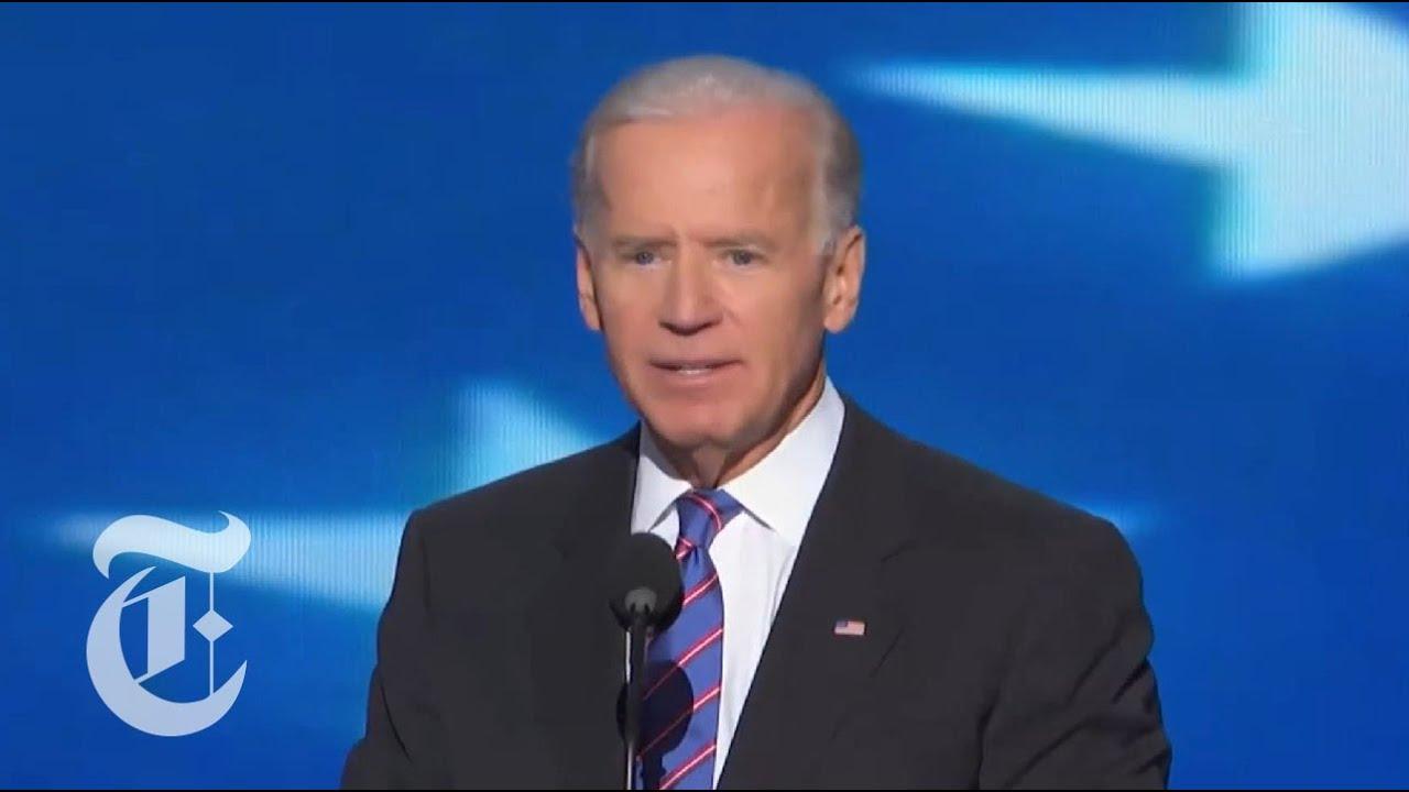 Election 2012 | Joe Biden's Full DNC Speech | The New York ...