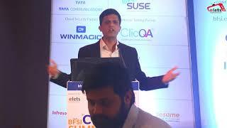 """""""Increasing Profits by Smartly Managing your IT Footprint"""": Srinivas Varadarajan, Vigyanlabs"""